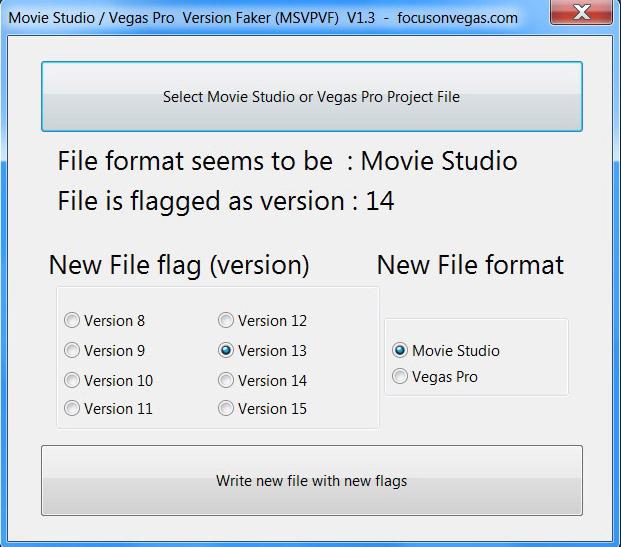 Focus On Vegas Version Faker screenshot