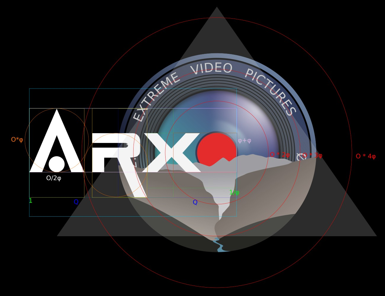 ARXO graphic research