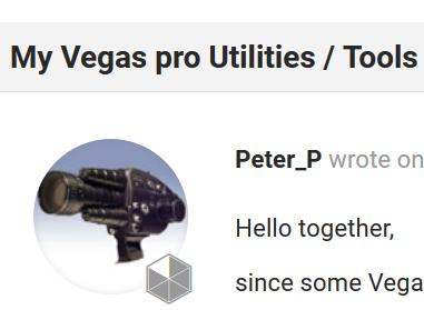 Peter_P plugins screenshot