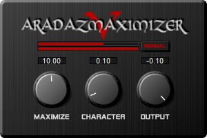 Aradaz Maximizer screenshot