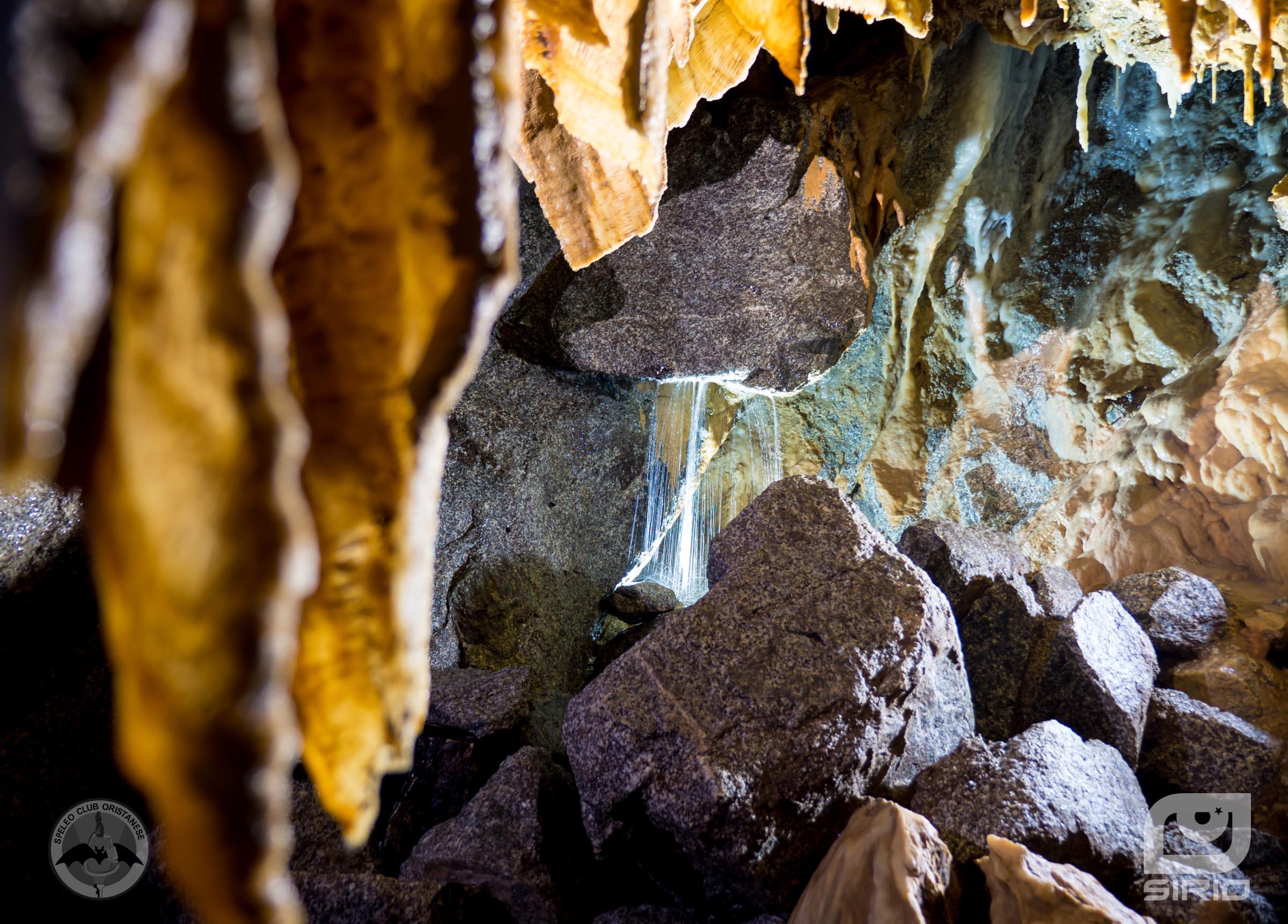 cave granite